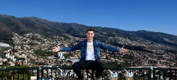 Cristiano Ronaldo 2017 Jahresrückblick