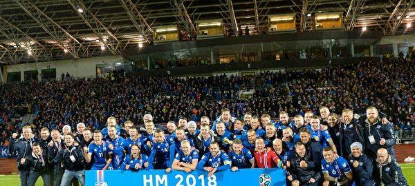 Der Grund, warum Island in den Weltcup einsteigen kann