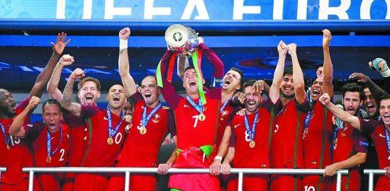 Ob die Portugal Nationalmannschaft bei der WM 2018 ein Wunder vollbringen kann