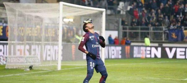 Paris Saint-Germain PSG in Französisch Ligapokal 18 Siegesserie