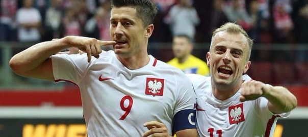 Polen Nationalmannschaft Weltrangliste vor dem Grund