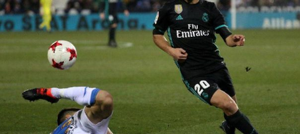 Real Madrid hat schließlich ein Spiel gewonnen