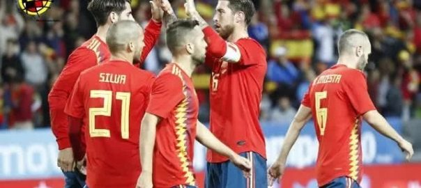 Spanien bereitet sich aktiv auf die WM vor