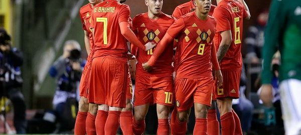 Belgien Team Bonusse im World Cup