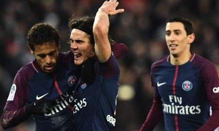 Paris Saint-Germain PSG qualifiziert sich erfolgreich für das französische Ligapokalfinale